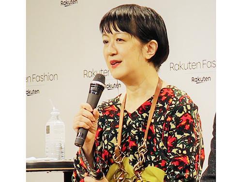 人】 〈「GINZA」元編集長 中島敏子氏〉/楽天に「ファッションの ...